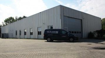 Bedrijfswagen Van der Maat