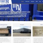 Nieuwe website Van der Maat
