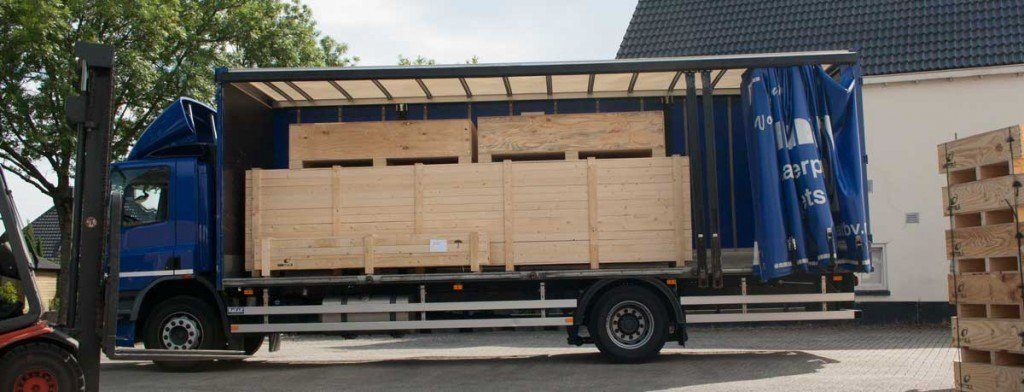 houten kist Apeldoorn